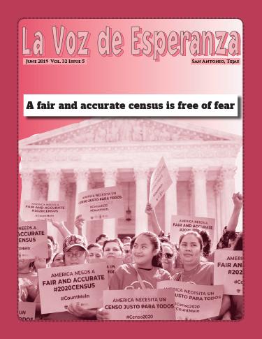 June 2019 Issue Esperanza Center For Peace And Justice