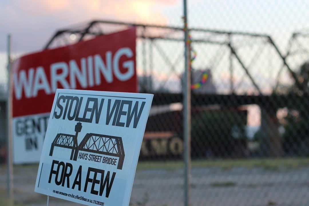stolen view